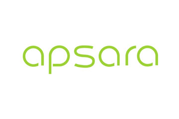 "logo du groupement de pharmacies ""Apsara"""
