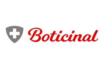 "logo du groupement de pharmacies ""Capunipharm""Boticinal"""