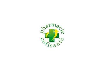 """logo du groupement de pharmacies """"Capunipharm""""Cofisanté"""""""