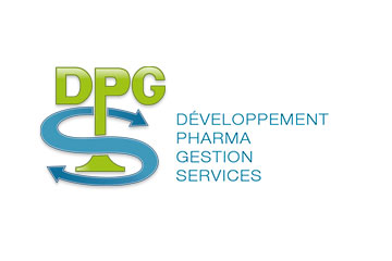 "logo du groupement de pharmacies ""DPGS"""