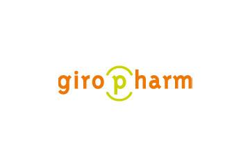 "logo du groupement de pharmacies ""Giropharm"""