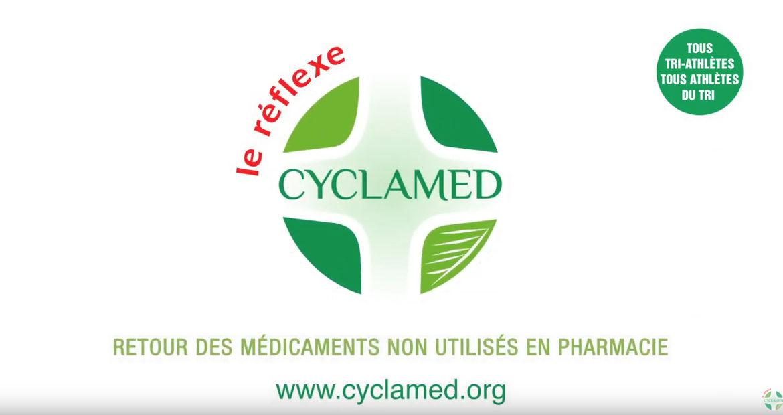 Cyclamed, campagne publicitaire de janvier 2020